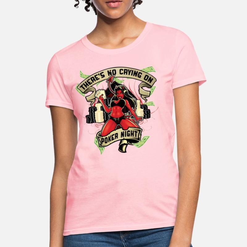 Shop Casino Night T-Shirts online | Spreadshirt