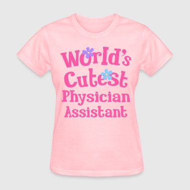 Physician Assistant (Cute) - Women's T-Shirt