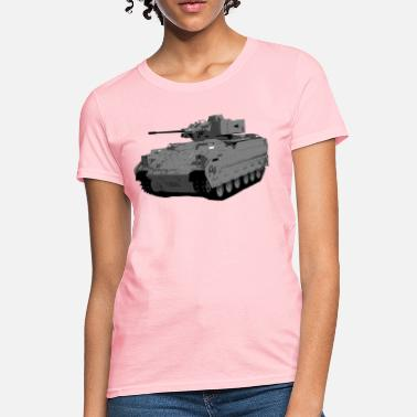 Bfv BFV Bradley Fighting Vehicle - Women's T-Shirt