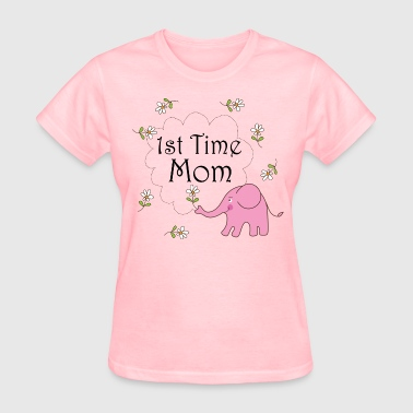 1st Time Mom Mothers Day - Women's T-Shirt
