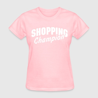 Champion Satire Athletic Type Shopping Champion - Women's T-Shirt