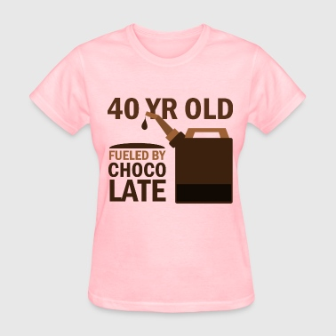 40th Birthday Gift Funny - Women's T-Shirt