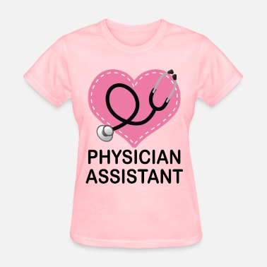 Physician Physician Assistant Stethoscope - Women's T-Shirt