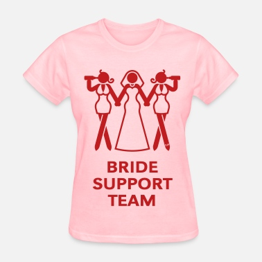 Shop Wedding Party T-Shirts online | Spreadshirt