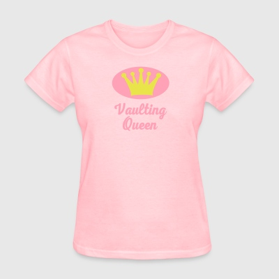 vaulting - Women's T-Shirt