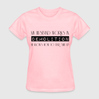 DEMOLITION - Women's T-Shirt