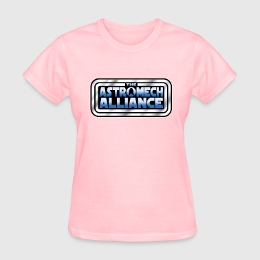 The Astromech Alliance - Women's T-Shirt