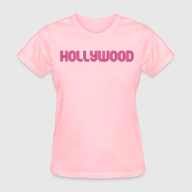 Hollywood - Women's T-Shirt