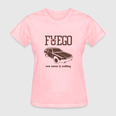 Rogue Fuego With - Women's T-Shirt