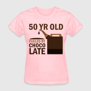 50th Birthday Funny Quote - Women's T-Shirt
