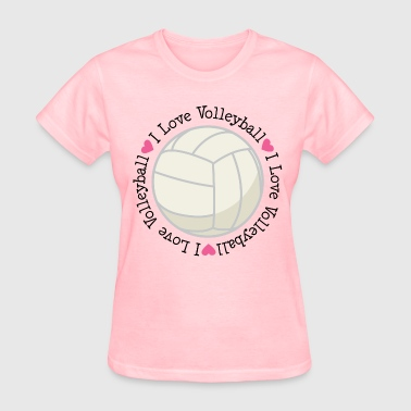 Volleyball Lover - Women's T-Shirt