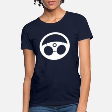 Steering Wheel STEERING WHEEL - Women's T-Shirt