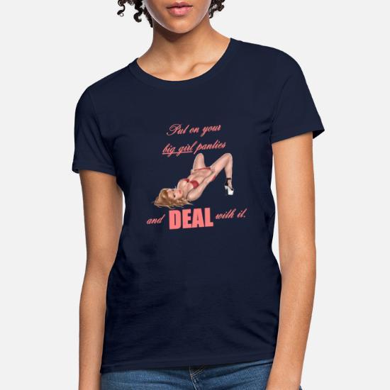 Big Girl Panties T-shirt