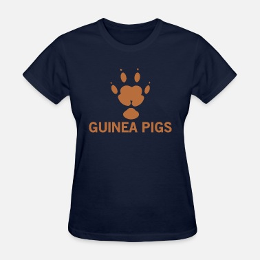 Guinea Pigs Guinea Pigs Lover T-Shirts! Funny Guinea Pig Gift - Women's T-Shirt