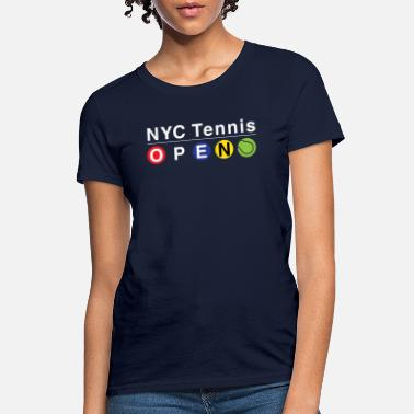Us Open US Tennis Open Championships New York T-shirt - Women's T-Shirt