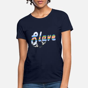 Slave Male Slave - Women's T-Shirt