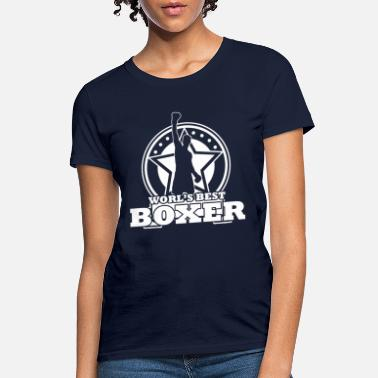 Boxing Match Boxing Match - Women's T-Shirt