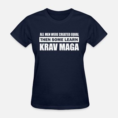 Krav-maga Stuff krav maga design - Women's T-Shirt