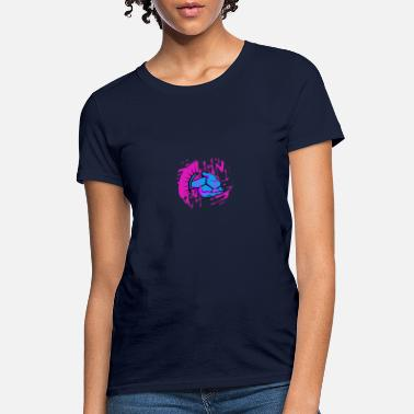 LordEcneralc Paint Splash Logo - Women's T-Shirt