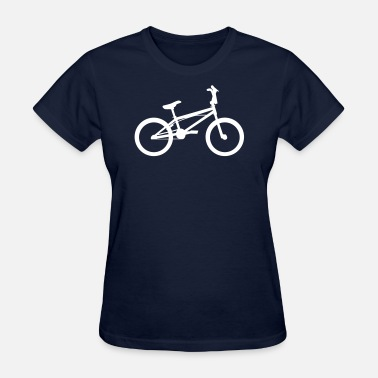 Kick Bike BMX Bike - Women's T-Shirt