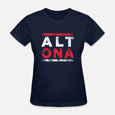 Altona Shirts for everyone in the City! Man, Woman & Kids - Women's T-Shirt