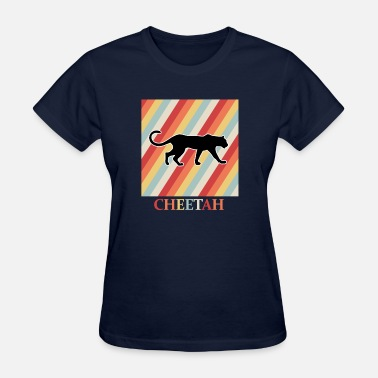 Kids Cheetah Cheetah - Women's T-Shirt
