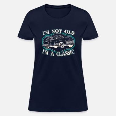 Shop Classic Car Birthday T Shirts Online Spreadshirt