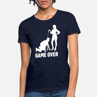 Game Over Game Over - Women's T-Shirt