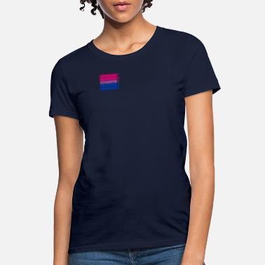 Bisexual Pride T-shirt Bi Pride Gift S,M,L,1-4XL Mens Womens Gay Pride LGBT