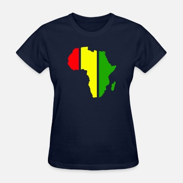 Freedom Africa Africa - Women's T-Shirt