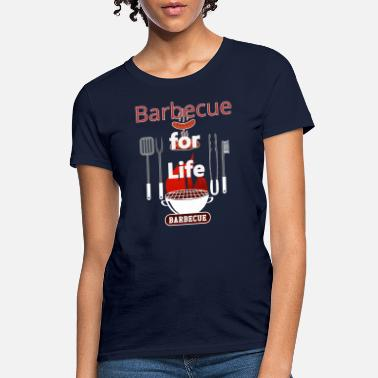 Fan Article Barbecue Fan Articles - Women's T-Shirt
