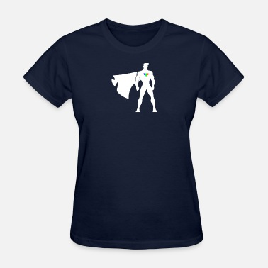 Gay Superhero LGBT Superhero - Women's T-Shirt