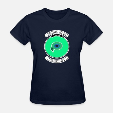 Jacksepticeye Logo YOUTUBERS COPYING JACKSEPTICEYE - Women's T-Shirt