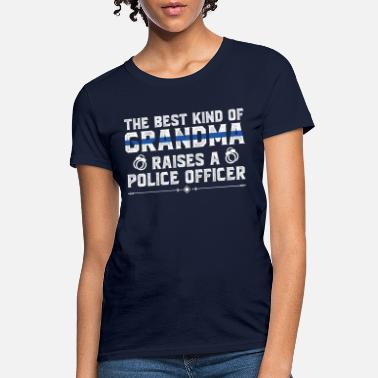 Thin Blue Line Family Shop Us Police Officer Shirt,Thin Blue Line Family Shop - Women's T-Shirt