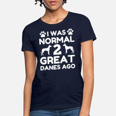 Great Danes Great Dane Shirt, Great Dane Gift, Great Dane Love - Women's T-Shirt