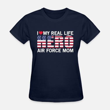 Airforce Wife Air Force Mom Shirts! - Women's T-Shirt