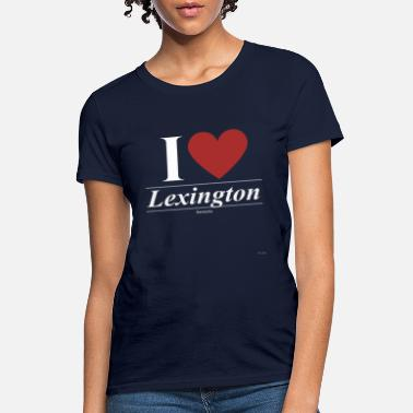 Lexington Ky Lexington Kentucky KY Kentuckian - Women's T-Shirt