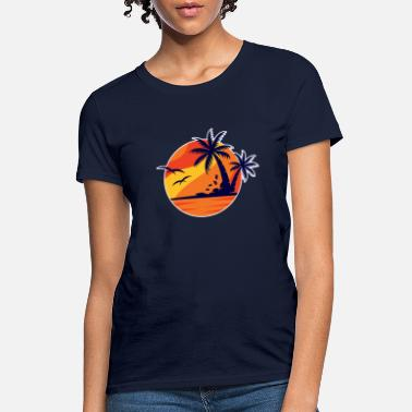 Vacation Country Vacations - Women's T-Shirt