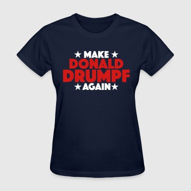 DONALD DRUMPF - Women's T-Shirt