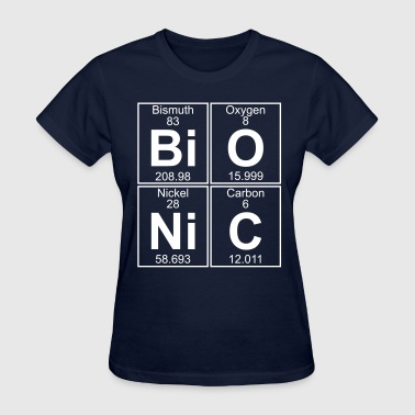 Bi-O-Ni-C (bionic) - Full - Women's T-Shirt