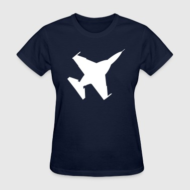 Fighter Jet - Women's T-Shirt