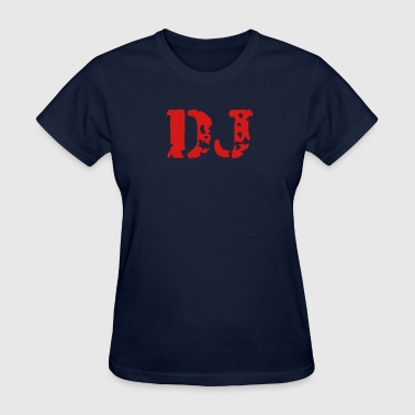 DJ - Women's T-Shirt