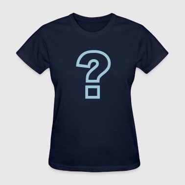Question mark - Women's T-Shirt
