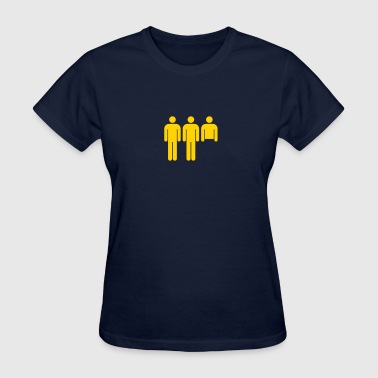 Two and a half men - Women's T-Shirt