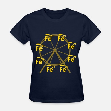 Ferrous Wheel Ferrous Wheel (no text) - Women's T-Shirt
