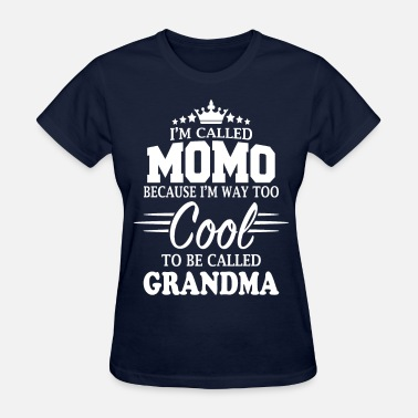 Best Momo I'm Called Momo - Women's T-Shirt