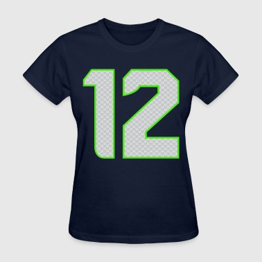 12th Man - Women's T-Shirt