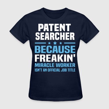 Patent Searcher - Women's T-Shirt