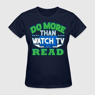 TV Read - Women's T-Shirt
