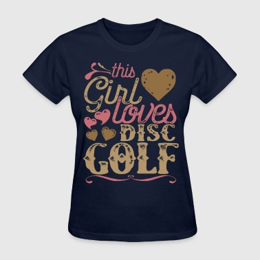 Disc Golf Clothes Disc Golf Shirt Gift - Women's T-Shirt